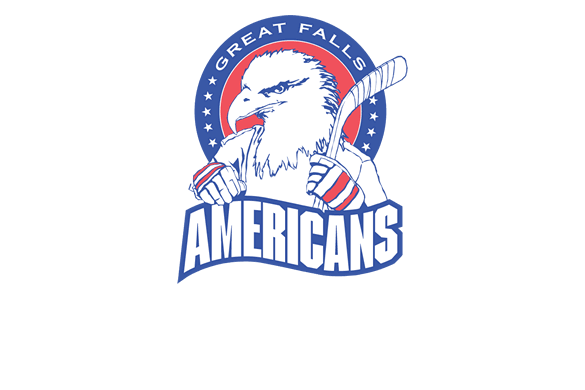 Great Falls Americans logo