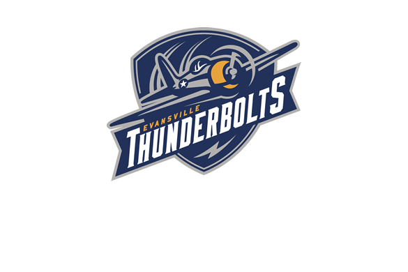Evansville Jr. Thunderbolts logo