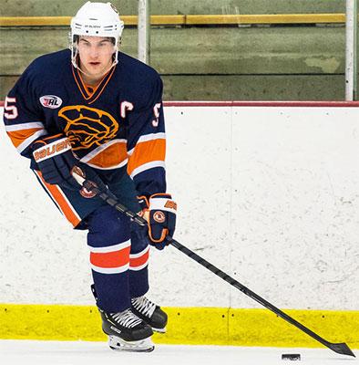 Generals Shutout Islanders In Final Game Before Break North